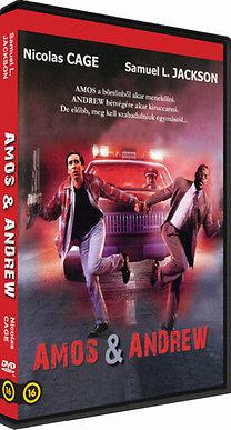 Amos és Andrew - Bilincsben - DVD