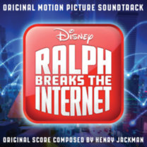 Ralph Breaks The Internet - CD