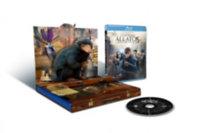 Legendás állatok és megfigyelésük - O-ringgel - Blu-ray
