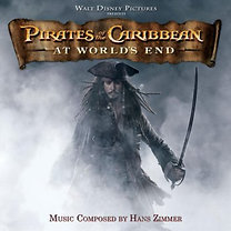 Filmzene, : Pirates Of The Carribean 3. - Karib-tenger kalózai 3. (A világ végén)