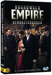 Boardwalk Empire - Gengszterkorzó (A teljes második évad)