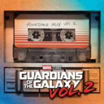 Guardians Of The Galaxy Vol. 2. - CD