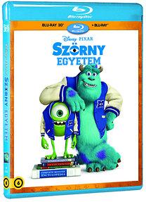 Szörny Egyetem (3D Blu-ray)