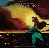 Válogatás; : Filmzene: The Little Mermaid - CD