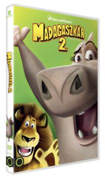 Madagaszkár 2. (DreamWorks gyűjtemény) - DVD
