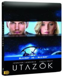Utazók - Steelbook - Blu-ray+3D Blu-ray