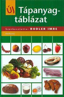 Rodler Imre (szerk.): Új tápanyagtáblázat