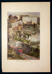 Morelli: A fogaskerekű vasút és a svábhegyi nyaralók