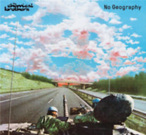 The Chemical Brothers: No Geography - CD