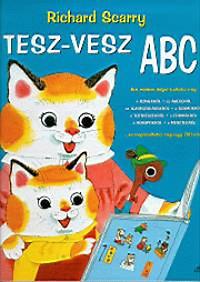 Richard Scarry: Tesz-Vesz ABC
