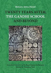 Dezső Renata Anna: Twenty Years After: the Gandhi School and Beyond