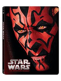 Star Wars I. rész - Baljós árnyak - Fémdobozos változat (Blu-ray Steelbook)