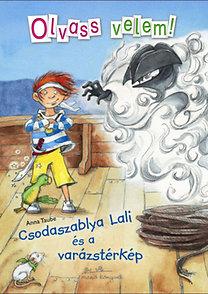 Anna Taube: Csodaszablya Lali és a varázstérkép