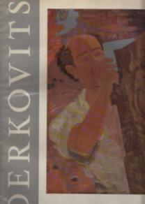 Pogány Ödön Gábor: Derkovits Gyula (dedikált)