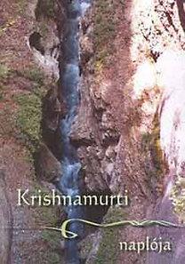 Jiddu Krishnamurti: Krishnamurti naplója - Új állapotú!