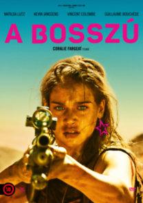 A bosszú - DVD