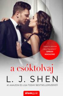 L.J. Shen: A csóktolvaj