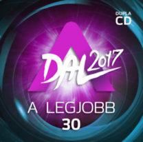 A DAL 2017 - A legjobb 30 - CD