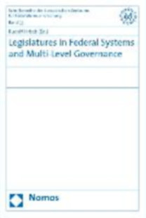Hrbek, Rudolf: Legislatures in Federal Systems and Multi-Level Governance