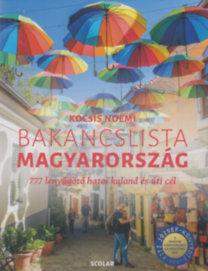 Kocsis Noémi: Bakancslista - Magyarország