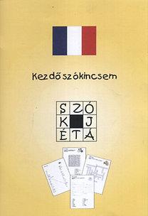 Szójáték - Kezdő szókincsem - Francia
