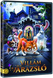 Villám és a varázsló - DVD