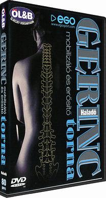 Gerinc mobilizáló és erősítő torna - Haladó - DVD