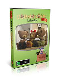 Dörmögőék kalandjai I-XIII. - DVD