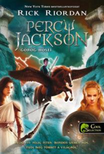 Rick Riordan: Percy Jackson görög hősei