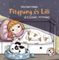 Pásztohy Panka: Jó éjszakát, Pitypang!