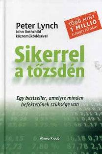 Peter Lynch: Sikerrel a tőzsdén