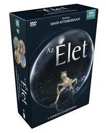 BBC - Az Élet (díszdoboz) - DVD - 4 lemezes gyűjtemény
