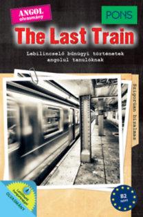 Slocum, Emily: PONS The Last Train - Lebilincselő bűnügyi történetek angolul tanulóknak - Letölthető hanganyaggal