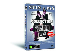 Stan Laurel & Oliver Hardy Collection 2. (1923-1925) - DVD - Stan és Pan 2.