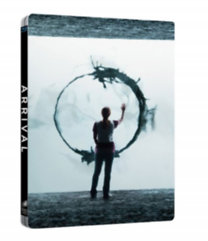 Érkezés - Steelbook - Blu-ray
