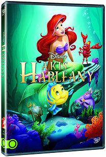 A kis hableány - DVD