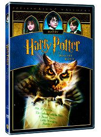 Harry Potter és a bölcsek köve - Első év - DVD