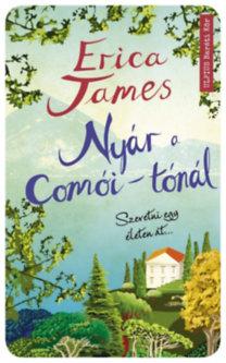 Erica James: Nyár a Comói-tónál