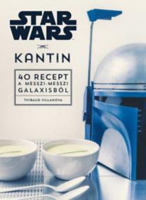 Villanova, Thibaud: Star Wars - Kantin - 40 recept a messzi-messzi galaxisból