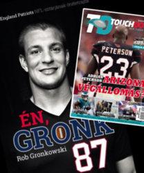 Rob Gronkowski: Én, Gronk - + ajándék TouchDown magazin