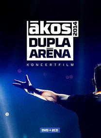Kovács Ákos: Ákos: Dupla Aréna 2014 koncertfilm - 2CD+DVD