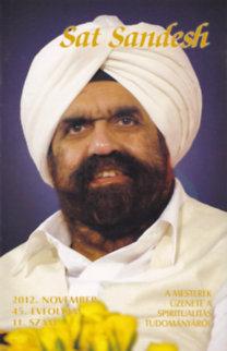 Sat Sandesh - 2012. November, 45. Évfolyam, 11. szám - A mesterek üzenete a spiritualitás tudományáról