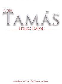 Cseh Tamás: Titkos dalok díszdoboz (2CD+DVD) - A Titkos dalok I. és II. CD és a DVD együtt, egy csomagban