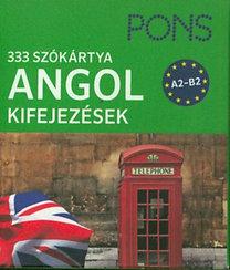 PONS szókártya ANGOL kifejezések A2-B2