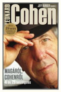 Jeff Burger (szerk.): Leonard Cohen - Magáról, Cohenről