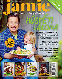 Jamie Magazin 1. 2015/1 - Április