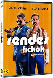 Rendes fickók - DVD