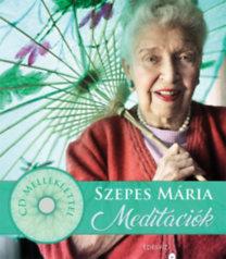 Szepes Mária: Szepes Mária - Meditációk - CD melléklettel