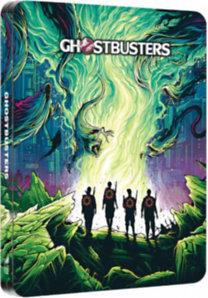 Szellemirtók (2016) - bővített változat - steelbook - Blu-ray+3D Blu-ray