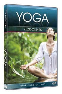 Yoga kezdőknek - DVD